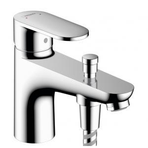 Смеситель для ванны и душа Monotrou Hansgrohe Vernis Blend 71444000, хром