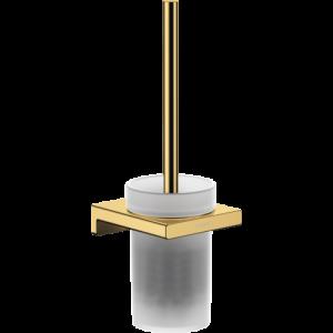 Набор для WC настенный AddStoris Hansgrohe 41752990, полир. золото