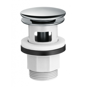 Донный клапан для раковины hansgrohe Push-Open 50105000