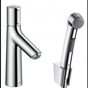 Набор для биде hansgrohe Talis Select S со сливным клапаном Push-Open 72291000, хром