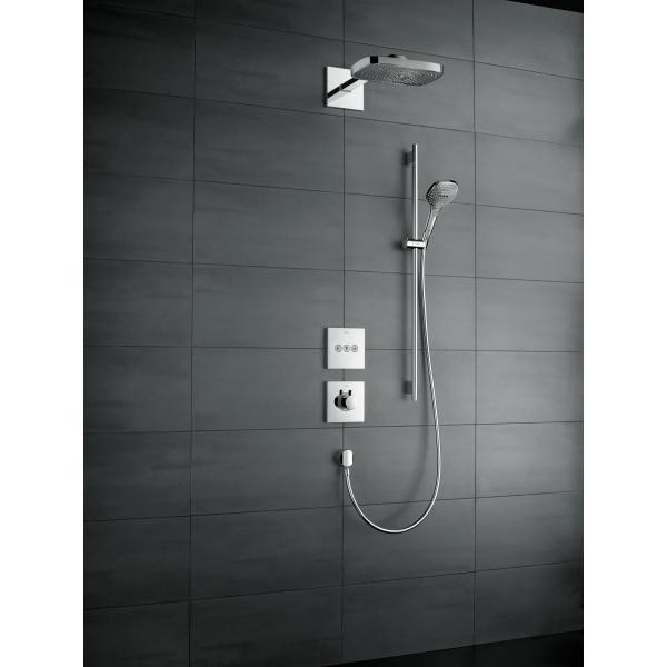 Душевой набор hansgrohe Raindance Select E 120 3jet/Unica S Puro 26621000