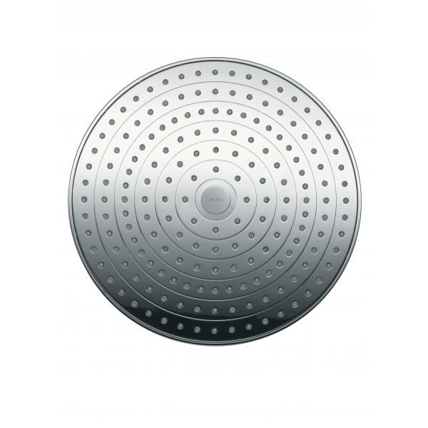Верхний душ hansgrohe Raindance Select S 300 2jet потолочный, хром 27337000