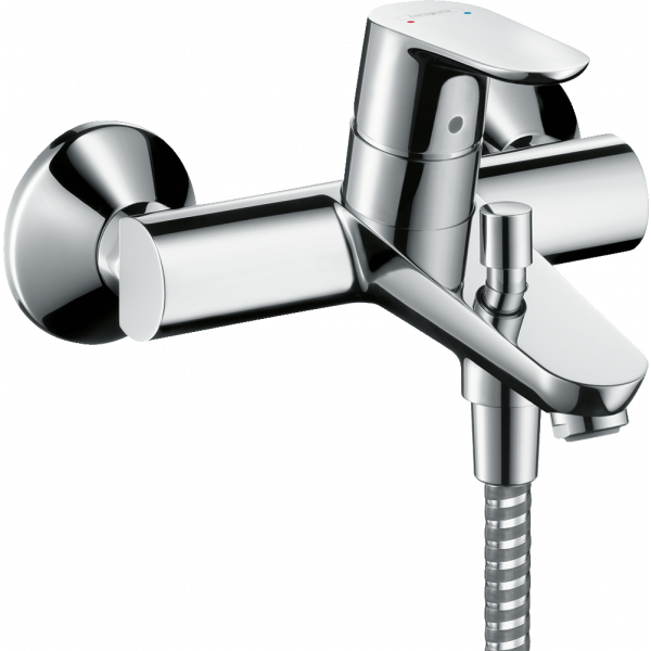 Смеситель hansgrohe Focus для ванны однорычажный, хром 31940000
