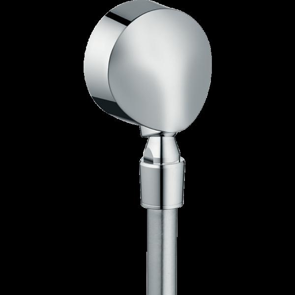 Шланговое подсоединение hansgrohe Fixfit E с защитой от обратного тока 27505000