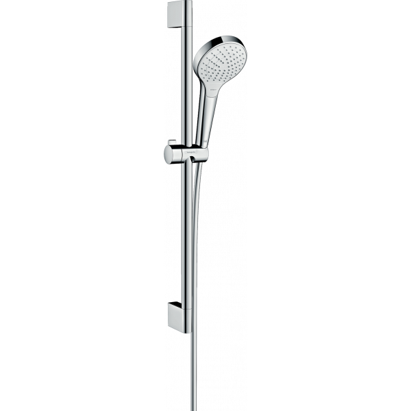 Душевой набор hansgrohe Croma Select S Vario 26562400, белый/хром