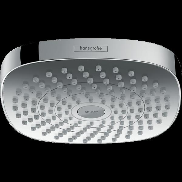 Верхний душ hansgrohe Croma Select E 180 26524000, хром