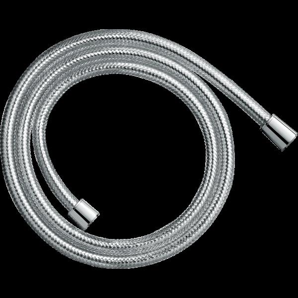Душевой шланг hansgrohe Comfortflex с защитой от перекручивания125 см, хром 28167000