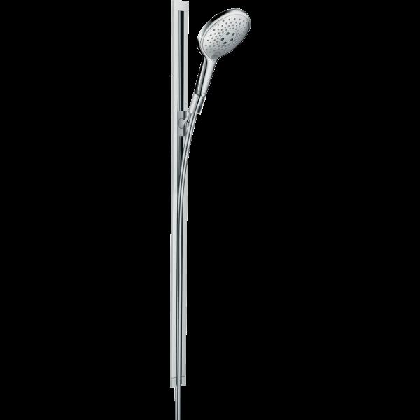 Душевой набор hansgrohe Raindance Select S 150/Raindance Unica S 26626000, хром