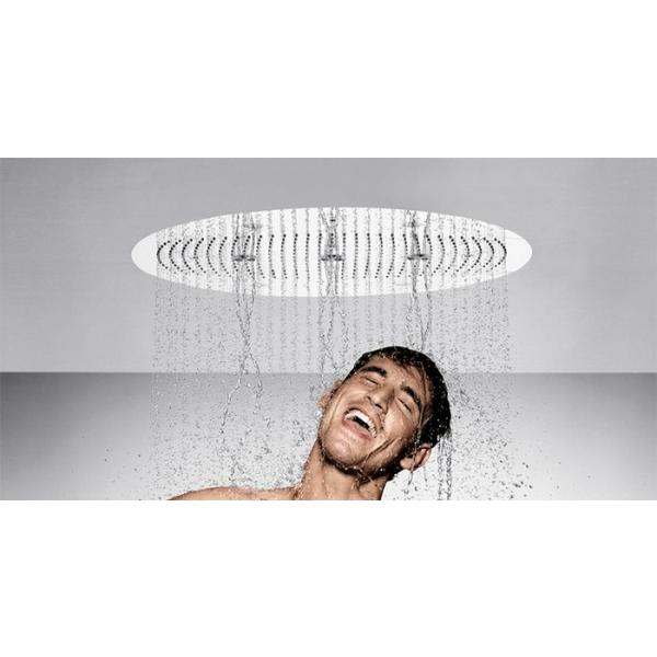 Верхний душ hansgrohe Raindance Rainmaker Air 3jet 600 без подсветки, хром 28403000