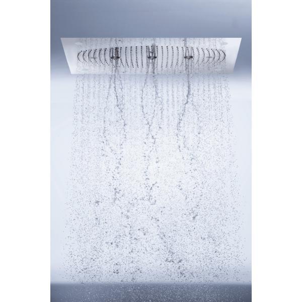 Верхний душ hansgrohe Raindance Rainmaker 680 без подсветки, хром 28417000