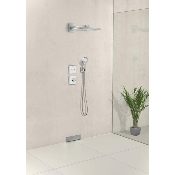 Ручной душ hansgrohe Raindance Select S 120 3jet 26530000
