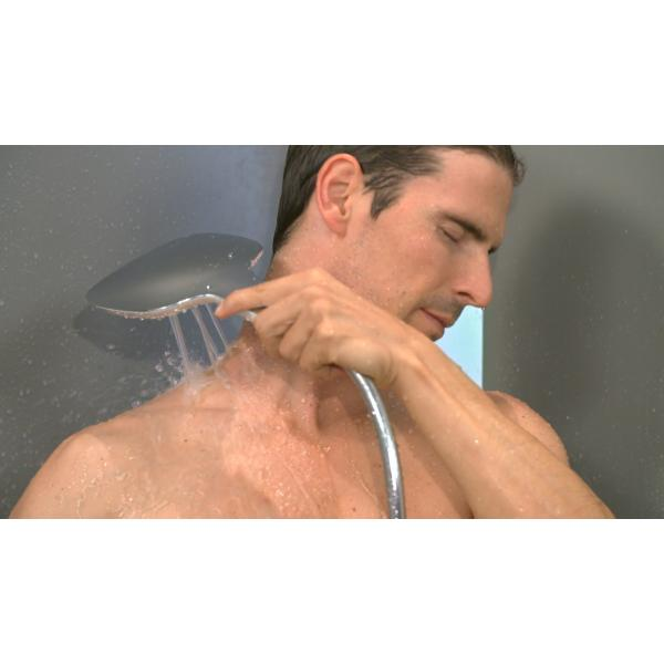 Ручной душ hansgrohe Raindance Select E 150 3jet EcoSmart 26551000