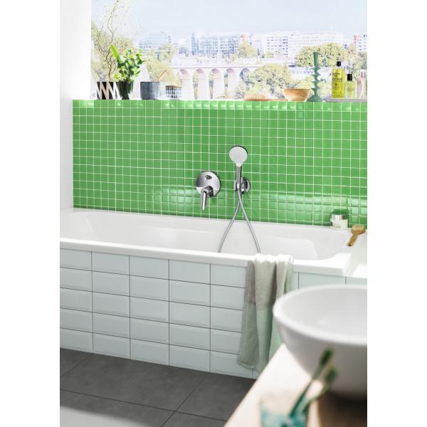 Ручной душ hansgrohe Crometta 100 Multi 3jet 26823400