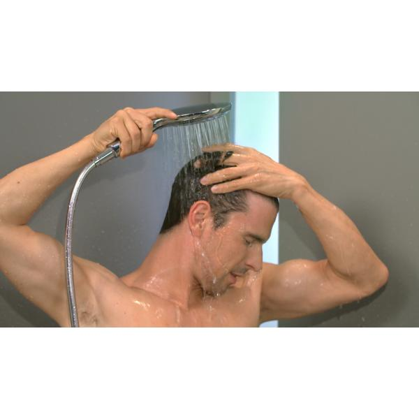 Ручной душ hansgrohe Raindance Select S 150 Air 3jet 28587000, хром