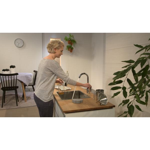 Смеситель hansgrohe Logis для кухонной мойки 71835000