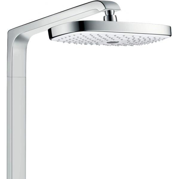 Душевая система hansgrohe Raindance Select E 300 2jet Showerpipe 27128400